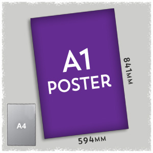 A1 Posters printing in Luton Printers / Luton Print shop