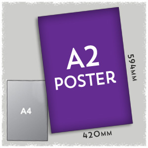 A2 Posters printing in Luton Printers / Luton Print shop