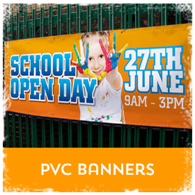 Banner printing in Luton Printers / Luton Print shop