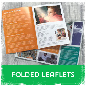 Folded flyers & leaflets printing in Luton Printers / Luton Print shop
