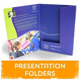 Folder printing in Luton Printers / Luton Print shop