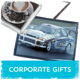 Keyrings & Coasters in Luton Printers / Luton Print shop