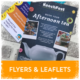 Leaflets & Flyer printing in Luton Printers / Luton Print shop