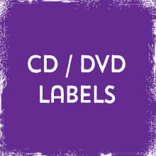 CD / DVD Labels & Stickers printing in Luton Printers / Luton Print shop
